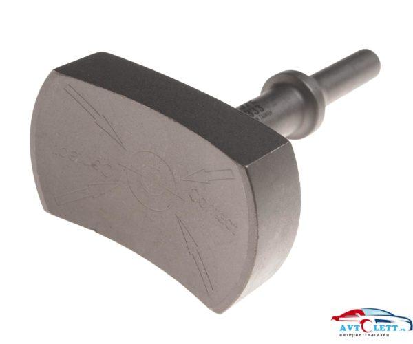 Зубило для пневмомолотка полумесяц 40*68, длина 141мм JTC /1/50 1