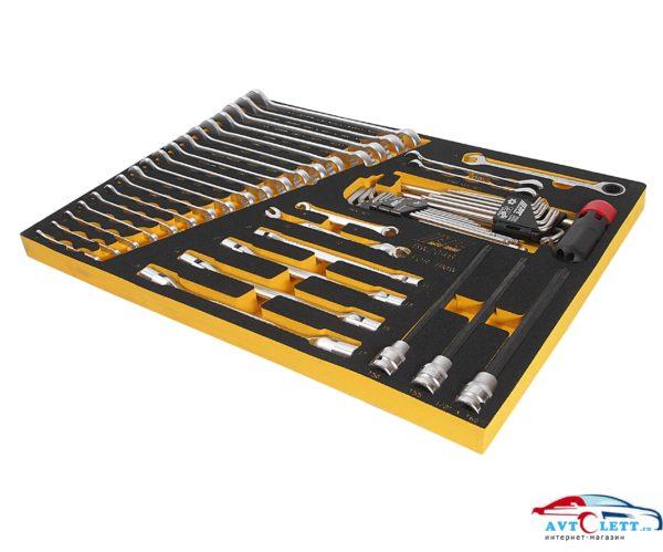 Набор инструмента универсальный, комплектация BMW в ложементе (48 предметов) JTC /1/2 1