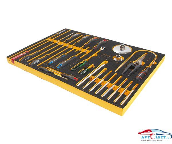Набор инструмента универсальный, комплектация BMW в ложементе (26 предметов) JTC /1/2 1