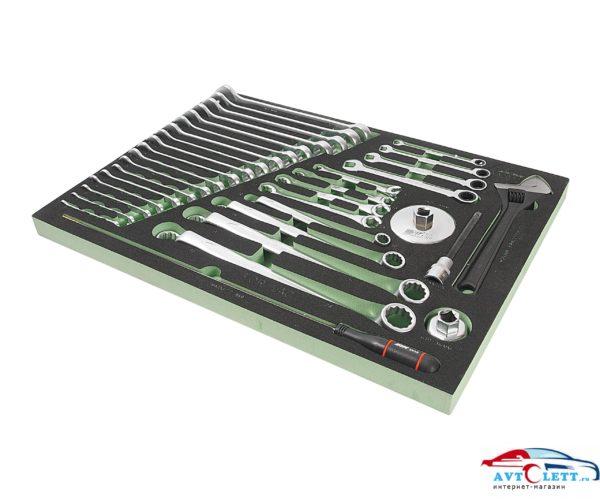 Набор инструмента универсальный, комплектация VAG в ложементе (35 предметов) JTC /1/2 1