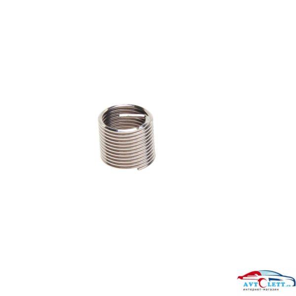 Набор вставок резьбовых М10*1 длина 10,4 мм для наборов восстановления резьбы 20шт JTC 1