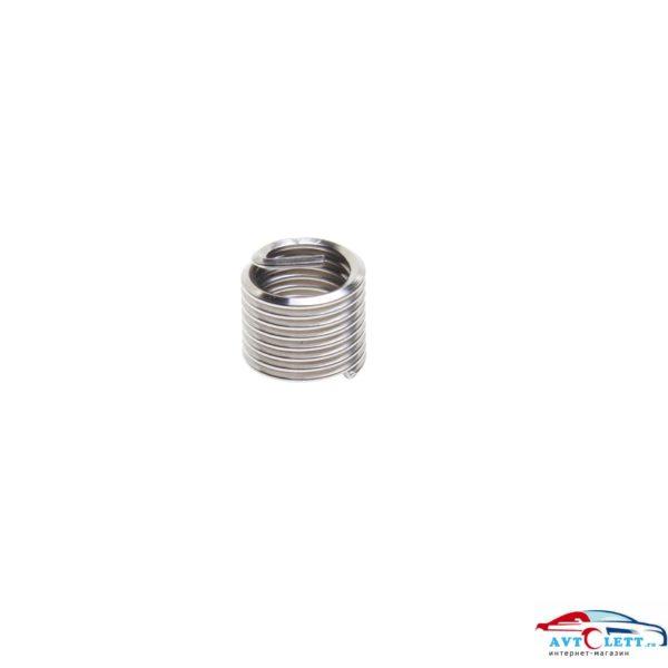 Набор вставок резьбовых М12*1,75 длина 12,5 мм для наборов восстановления резьбы 20шт JTC 1