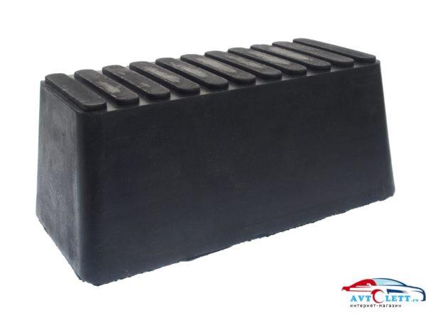 Проставка для подъемника резиновая 19.5 X 10 X 8.5 см JTC /1 1