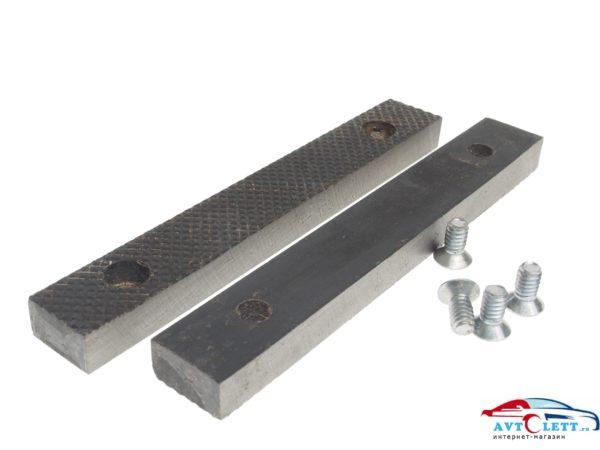 Губки и набор винтов для тисков JTC-3122 JTC /1 1
