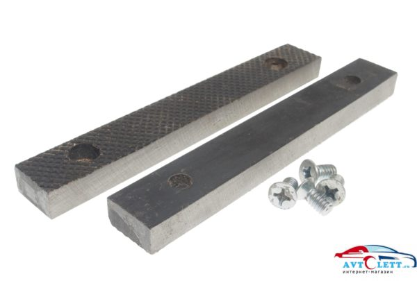 Губки и набор винтов для тисков JTC-3123 JTC /1 1