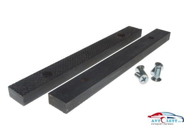 Губки и набор винтов для тисков JTC-3124 JTC /1 1