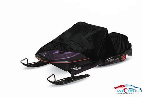 "Тент-чехол на снегоход AVS SC-525 ""XL"" 330х36х102см (водонепроницаемый) чёрный 1"