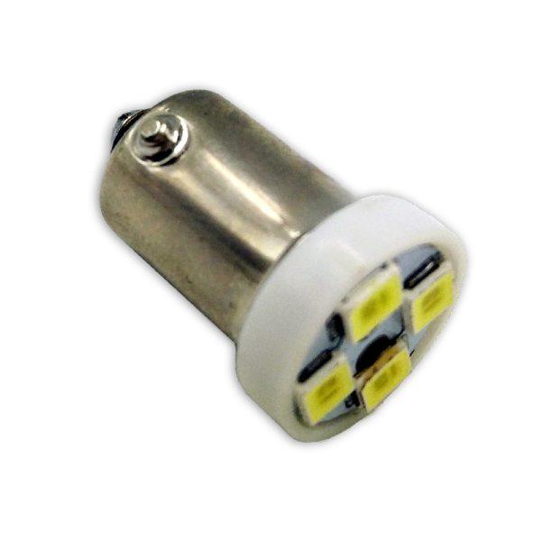 Лампа AVS T8 В043 /белый/ (BA9S) 4SMD 2835 12V, блистер 2 шт 1