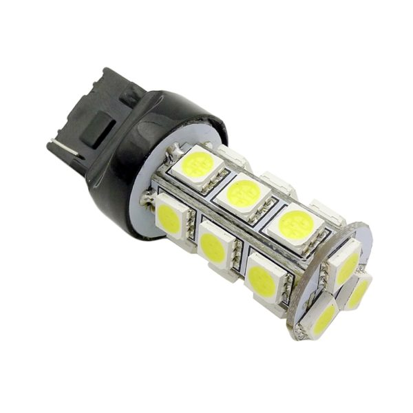 Лампа AVS T20 T050B /белый/(W3*16D) 18SMD 5050, 2 contact, коробка 2 шт. 1