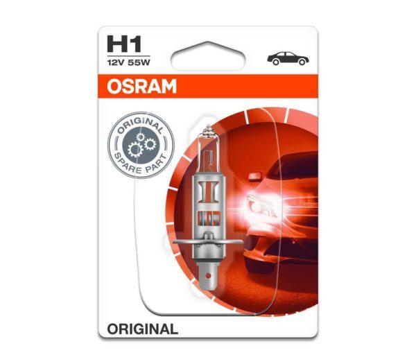 ЛАМПА H1 OSRAM ORIGINAL LINE 1